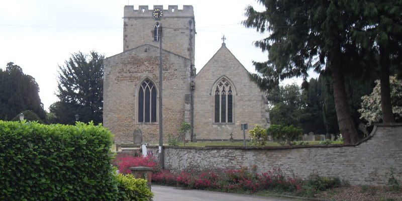 Barton Seagrave Parish Photo of St Botolphs Church