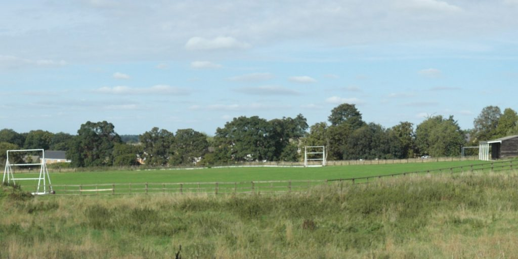 Barton Seagrave Cricket Ground