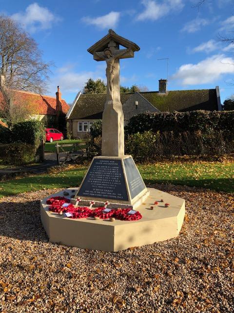 Barton Seagrave War Memorial